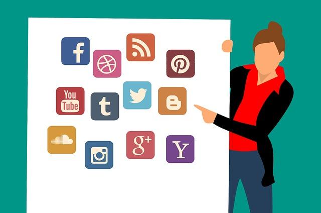 פעילות ברשת החברתית משפיע על seo